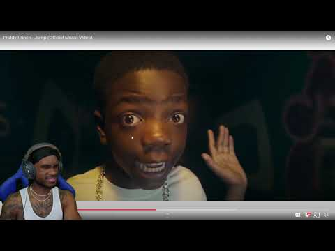 YOUNG BOBBY SHMURDA! Priddy Prince - Jump (Official Music Video) REACTION