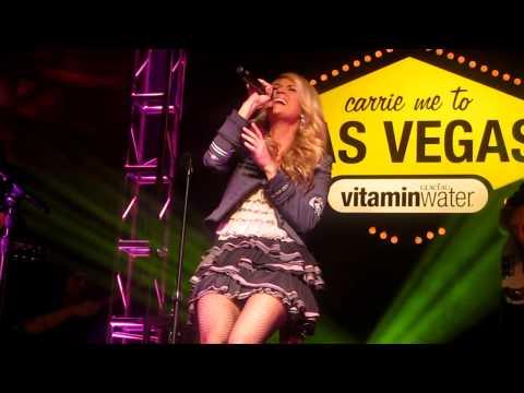 Carrie Underwood - Cowboy Casanova Live in Las Vegas