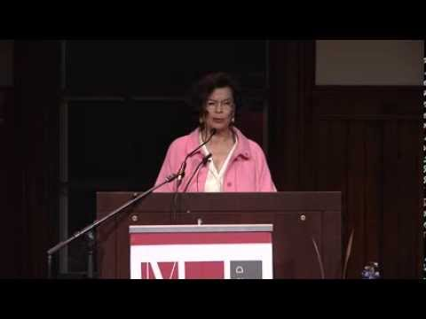 Bianca Jagger on Violence | Mahindra Humanities Center