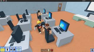 ROBLOX SCHOOL LIFE: WENT to SCHOOL, to the POOL and RENOVATED MY HOUSE!