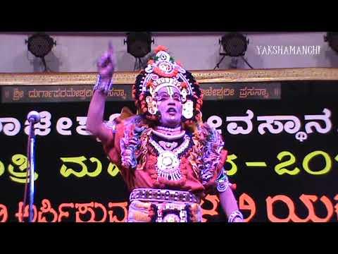 Polali Yakshotsava - 2019 / THRIPURA MATHANA / 03 CHANDRA - Aruva Koragappa Shetty