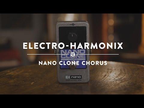 Electro-Harmonix Nano Clone Chorus | Reverb Demo Video