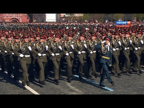 HD Russian Army Parade, Victory Day 2013 Парад Победы