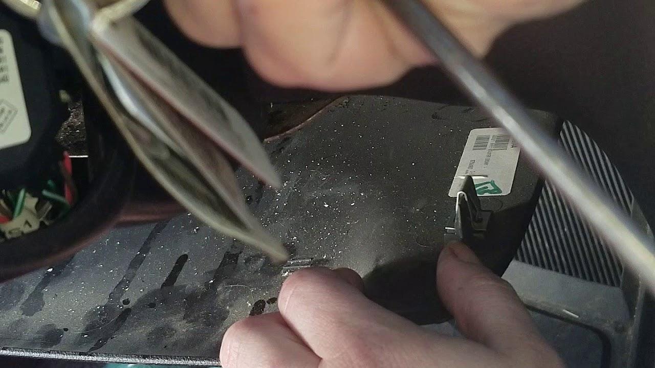 Chevy Impala Key Stuck Ignition Diy