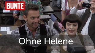 Florian Silbereisen - Ohne seine Helene auf der Wiesn!   - BUNTE TV