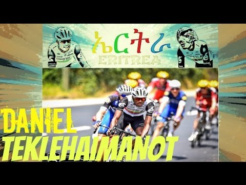 Eritrea - Daniel Teklehaimanot - Last Stage of ToF 2016