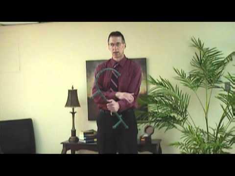 Theracane Massager, Body Back Buddy, Backnobber II