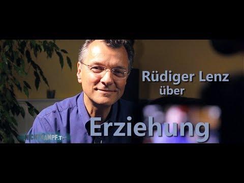 Rüdiger Lenz über Erziehung. | Nichtkampf.tv - THEMA