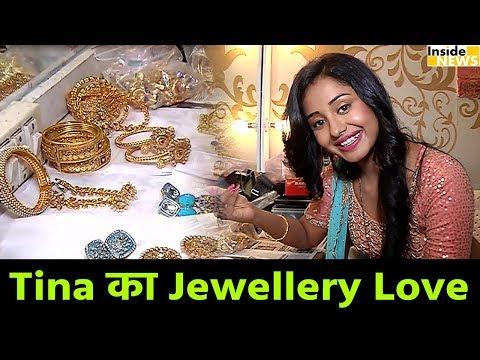 Ek Aastha Aisi Bhi - Tina described her Jewellery Story