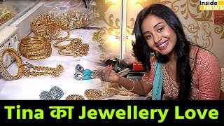 Ek Aastha Aisi Bhi Actress Tina Talked About her Jewellery Story