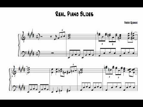 Free Blues Piano Lessons Pdf