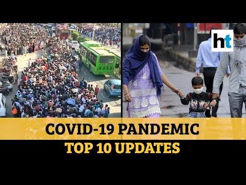 Coronavirus | Migrant Crisis; Vaccine News; Woman Jumps Quarantine: Top Updates