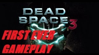 DEAD SPACE 3 FIRST GAMEPLAY SLI SURROUND PERFECT
