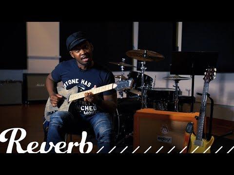 Isaiah Sharkey on Gospel R&B Guitar Phrases | Reverb Interview