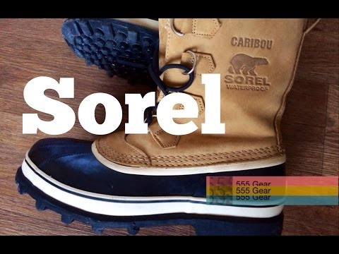 Review: Sorel Caribou Winter Boots