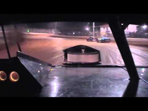 West Plains Motor Speedway Super Stock In-Car Camera 7-7-12