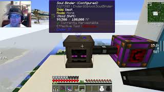 20 - Average Joe - Mincraft - Soulbinder & Powered Mod Generator (Ender IO)