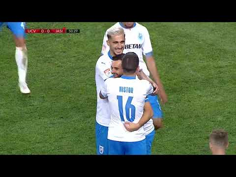 Universitatea Craiova Poli Iasi Goals And Highlights