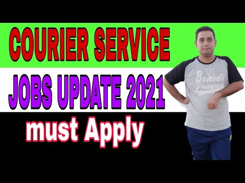 courier service jobs in uae
