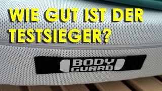 Matratze Bodyguard von bett1.de getestet