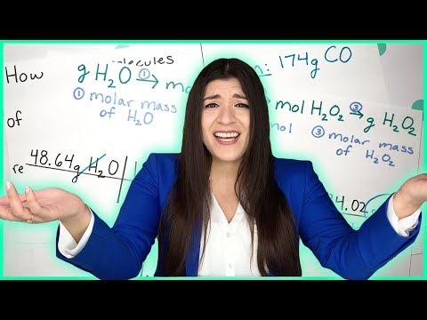 Step by Step Stoichiometry Practice Problems | How to Pass Chemistry