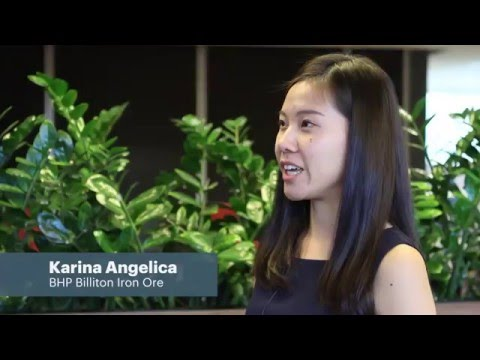 BHP Billiton Graduate Profile Karina Angelica