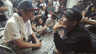 Bahay Katay - Lil Coli Vs Righteous One - Jokes Battle @ Pujoke Ulo Ep. 8