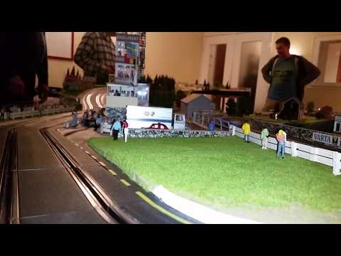 Slot Racing: SPA Francorchamps par Parislot (partie 1)