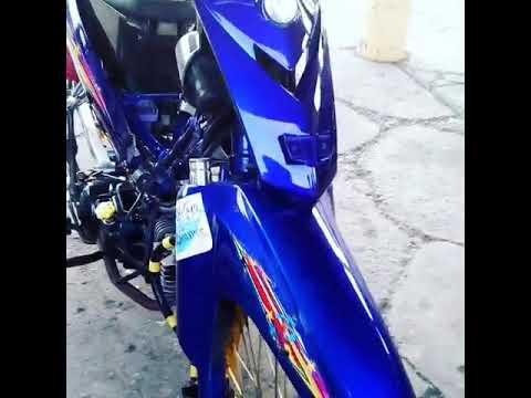 Modifikasi Vega R New@racing
