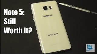 REVIEW: Samsung Galaxy Note 5 in 2018 - Worth It?
