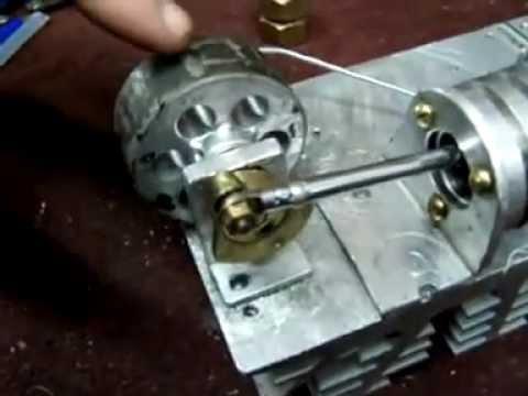 bán động cơ đốt ngoài( vega engine)