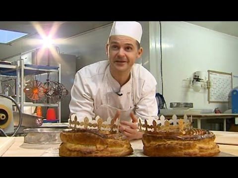 Franzosische Tradition Dreikonigskuchen Am 6 Januar Youtube