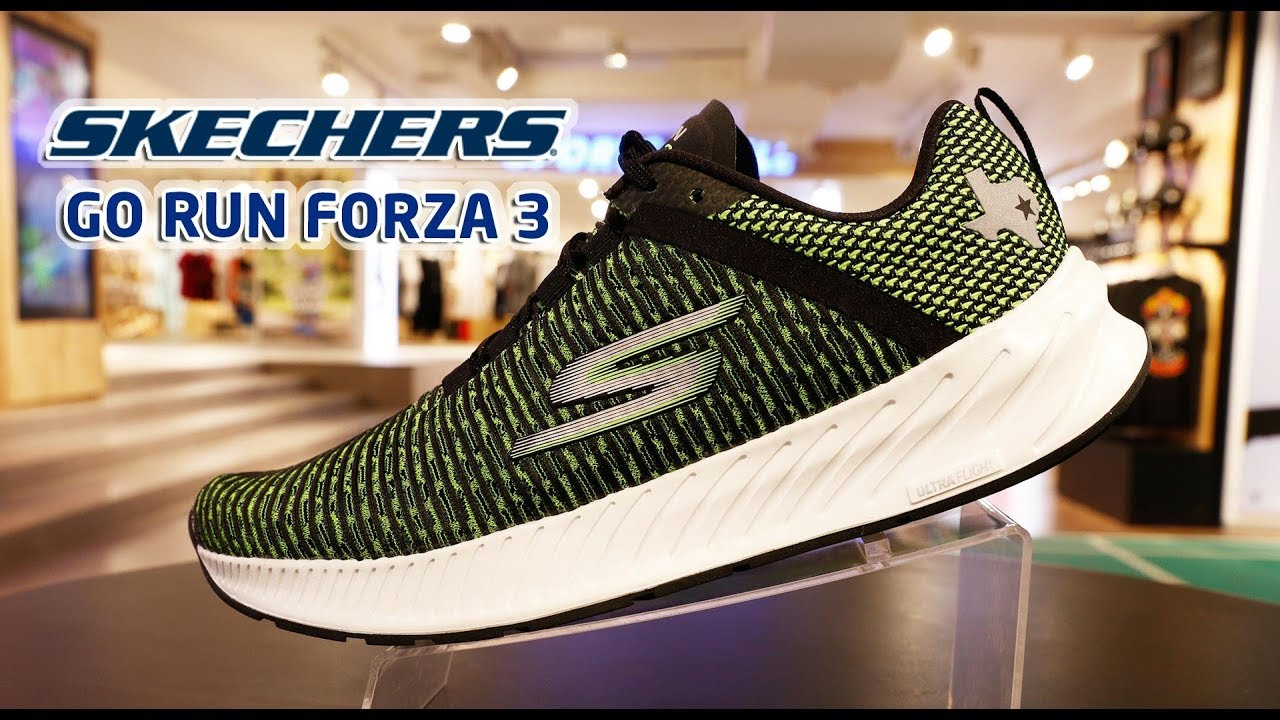 SKECHERS GO RUN FORZA 3 | UNBOXING