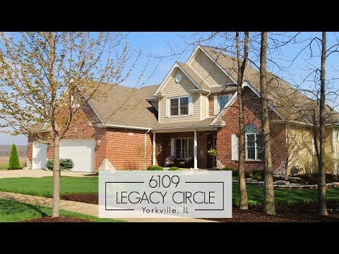 Welcome to 6109 Legacy Cir, Yorkville, IL 60560