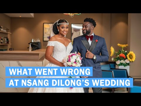 What Really Went Wrong At Nsang Dilong's Wedding | All About The Wedding Saga