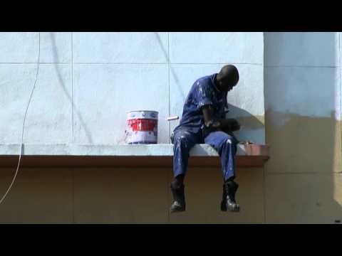 Peintre congolais.avi