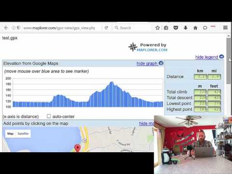 How To Map A Trail Run Using Free Tools YouTube - Map run distance free