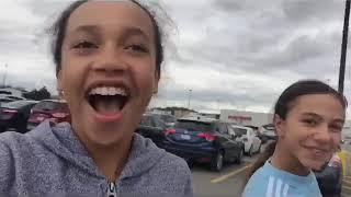 WE ESCAPED WALMART!!!!