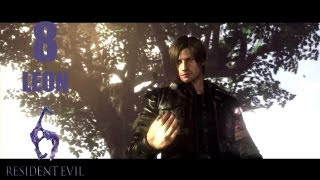 Resident Evil 6 Walkthrough (ITA)- LEON -8 FINALE- Donne...
