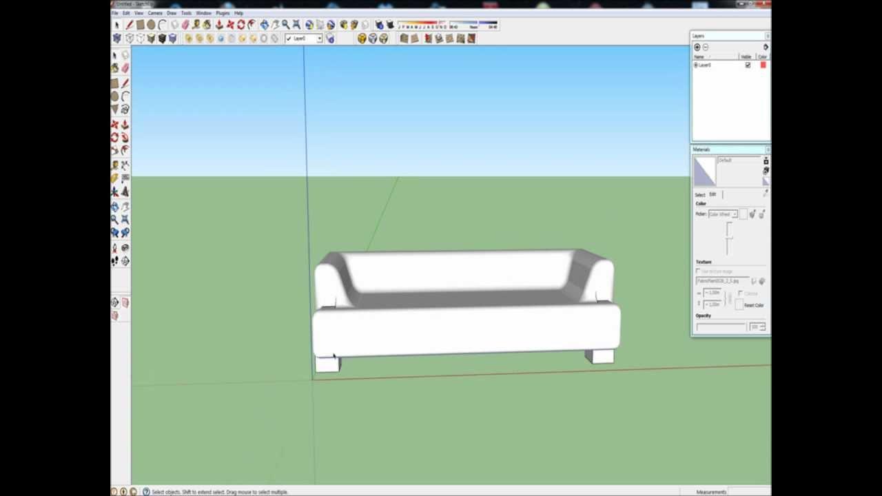 Modelagem SketchUp Archives - Allan Brito