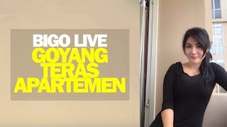 Download Video Tante Cantik Goyang di Teras Apartemen Bigo Live MP3 3GP MP4