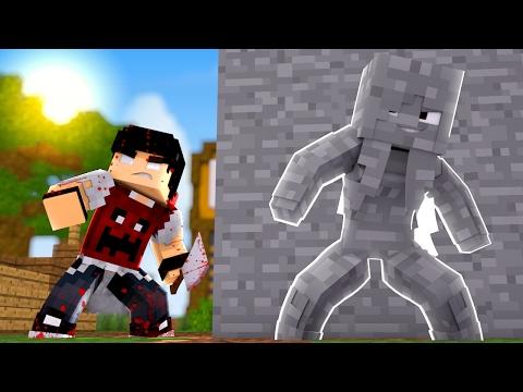 Minecraft: MURDER - ME ESCONDI DO ASSASSINO?!