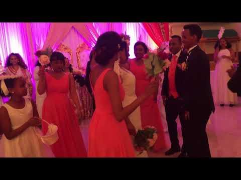 Genet & Yonatan wedding April ,14 2018 Dallas tx