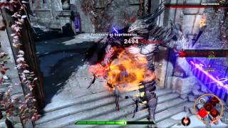 Dragon Age Inquisition - Mortes em série : 60 ( Arriscado ) ( Multiplayer )