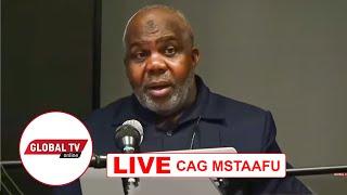 🔴#LIVE: CAG MSTAAFU PROF MUSSA ASSAD AZUNGUMZIA RUSHWA KWENYE SEKTA ZA UMMA..