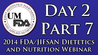 2014 Dietetics and Nutrition Webinar - Partially Hydrogenated Oils and trans Fat