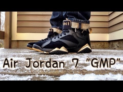 new product dee07 9d14a Air Jordan Retro 7 GMP Review   On Feet