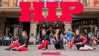 "[KPOP IN PUBLIC CHALLENGE] MAMAMOO (마마무) - ""HIP"" Dance Cover by MONOCHROME"