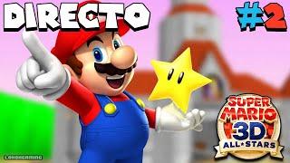 Vídeo Super Mario 3D All-Stars