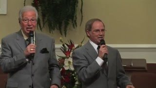 The Kingsmen Quartet at Croom-A-Coochee Baptist Church